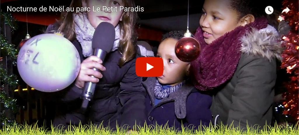 Le Petit Paradis de Noël!